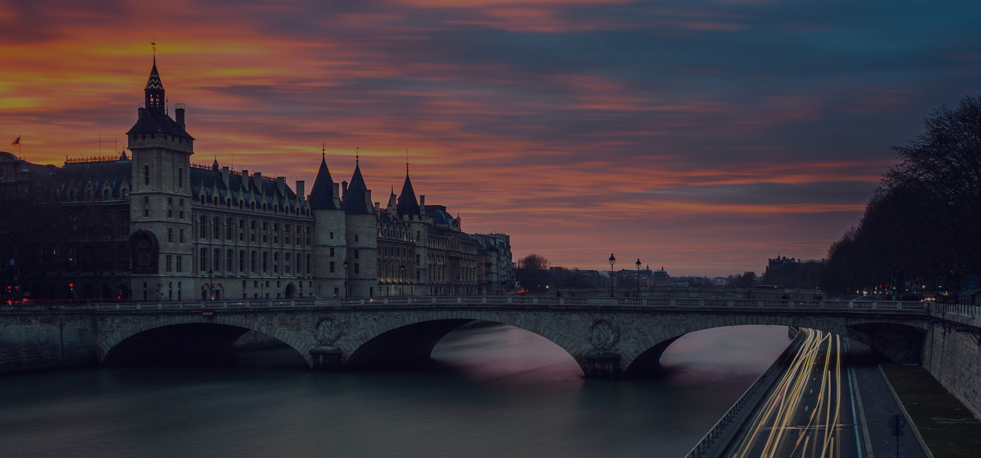 Photo Paris de nuit